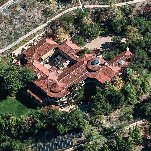 Arnold Schwarzenegger California Home