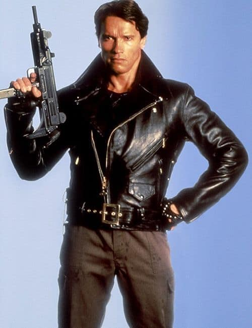 The Terminator first