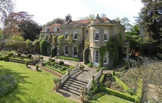 Berkshire, London house