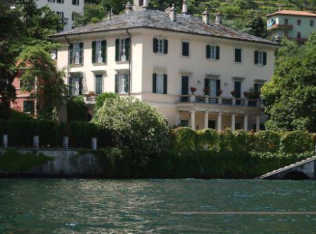 Clooney's Villa in Italy