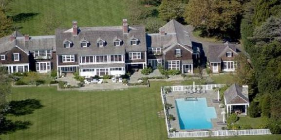 George Clooney LA house