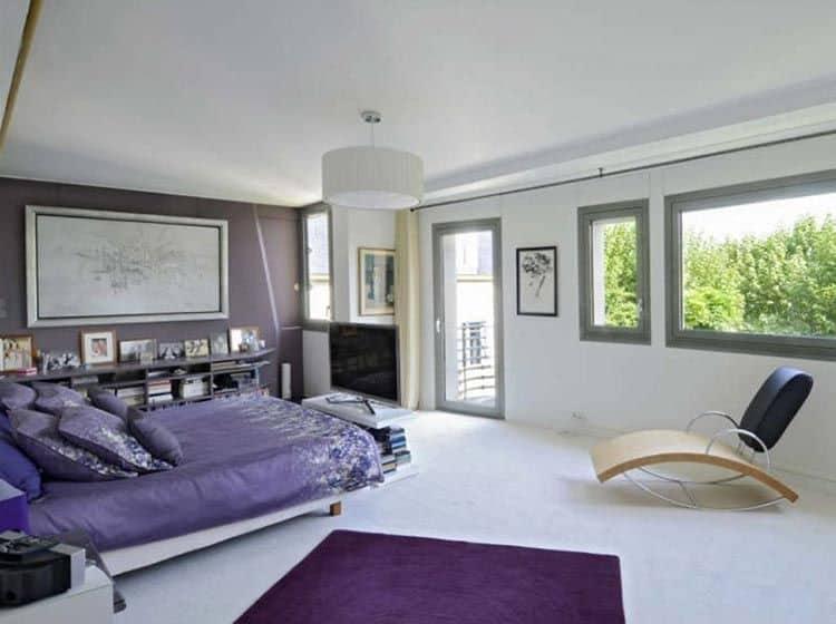 Celine's Beautiful Paris Apartment.
