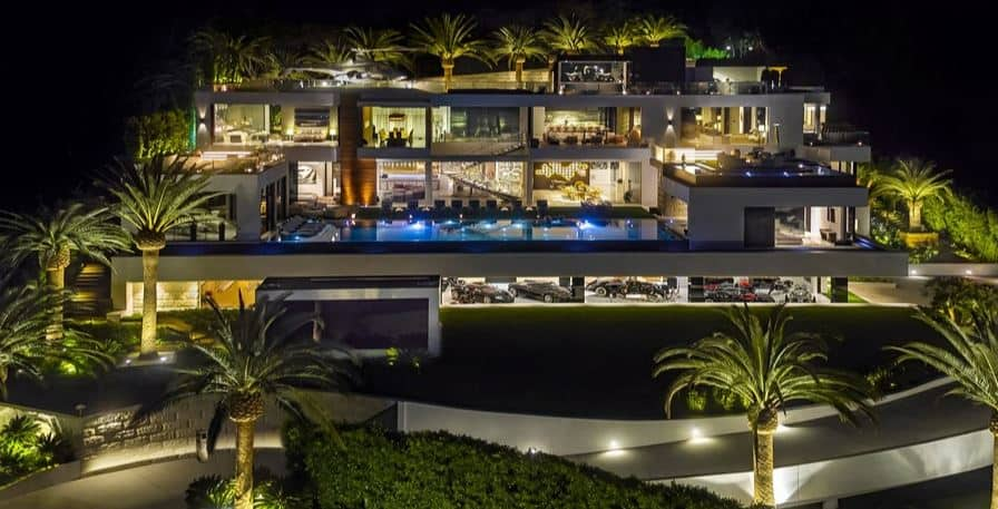 Jay-Z and Beyonce Bel-Air Mansion