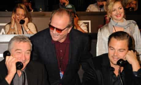 Jack Nicholson in a Telethon