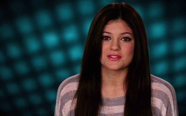 14 Years Old Kylie Jenner