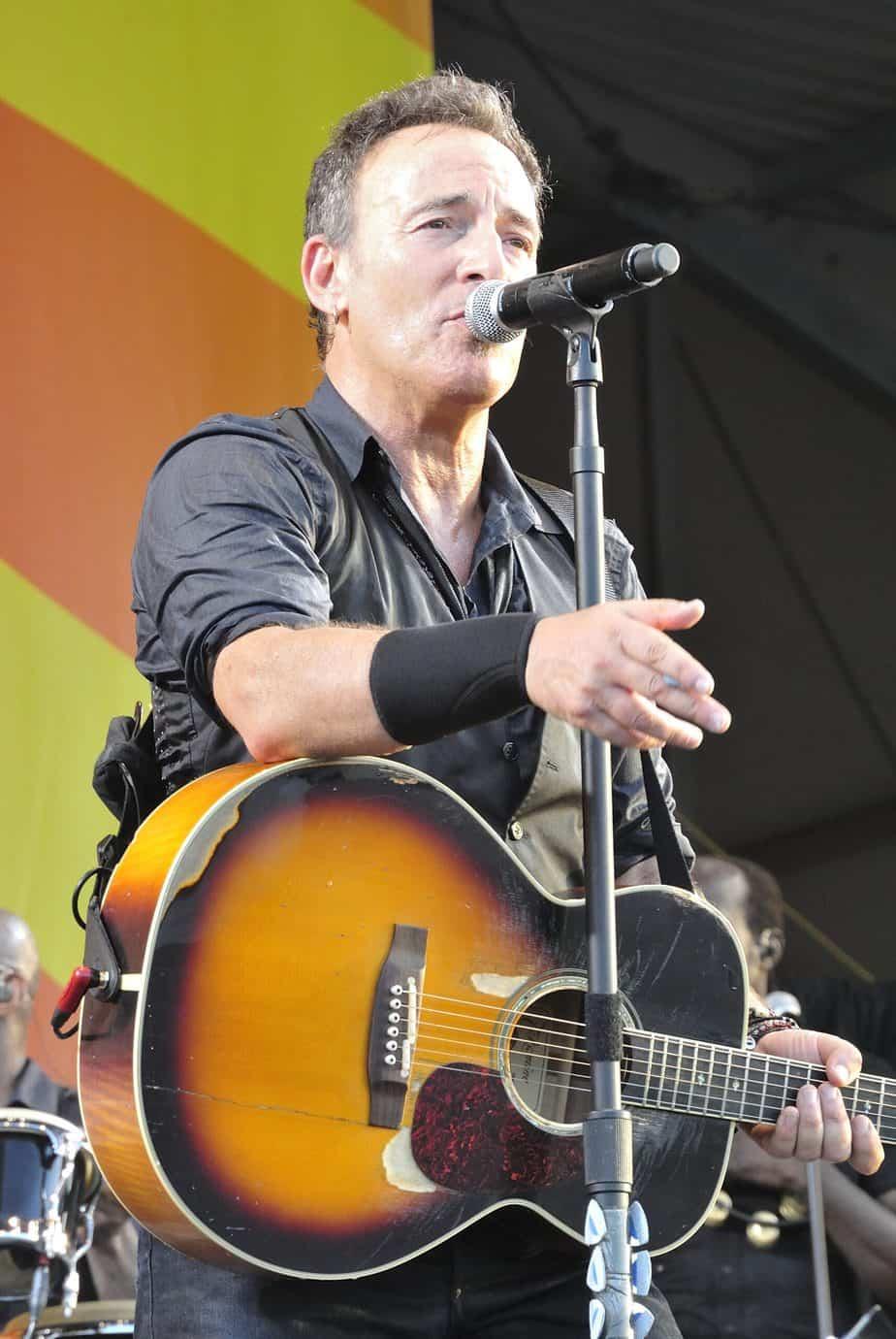 Richest Rockstars in the World- Bruce Springsteen