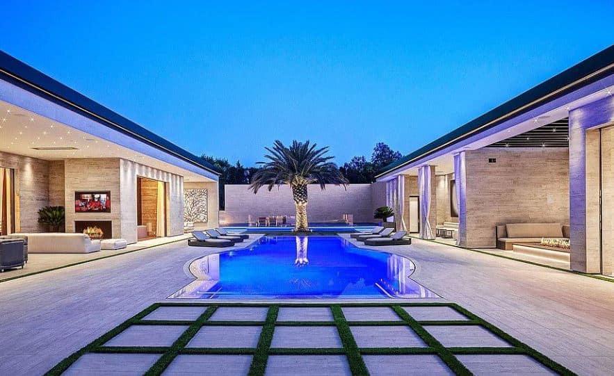 Inside Kylie's new Mansion