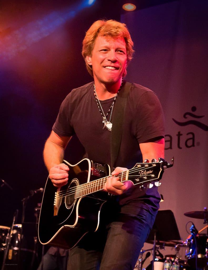 Richest Rockstars in the World-John Bon Jovi