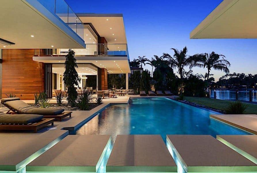 Lil Wayne's Miami Mansion