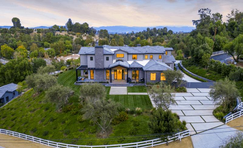 Lil Wayne's Hidden Hills Mansion