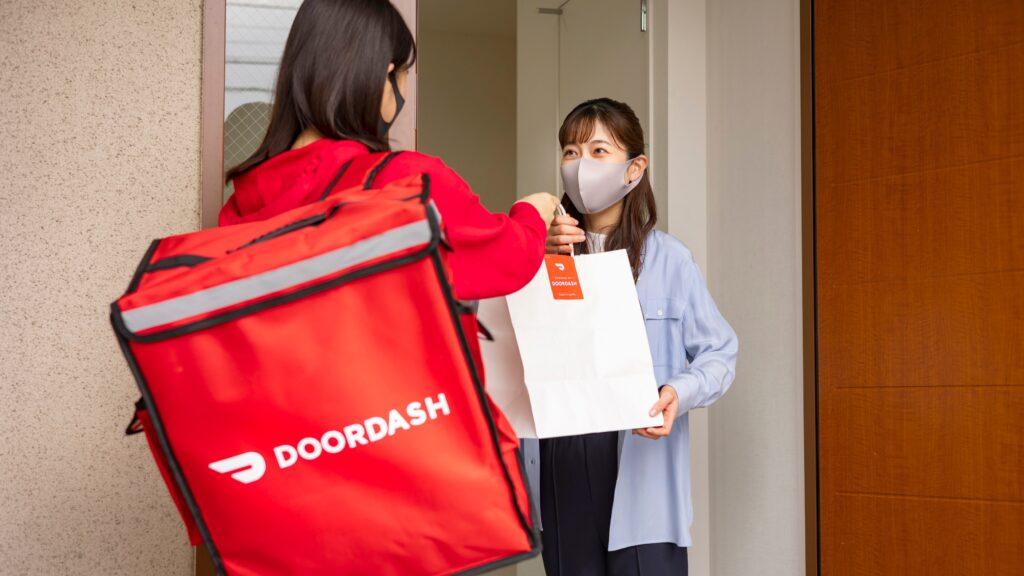 Best Food Delivery Apps- Doordash-Delivery