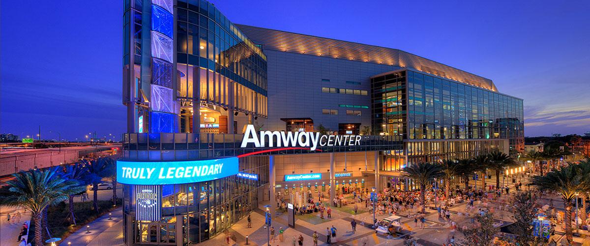 Exterior-Amway-Center