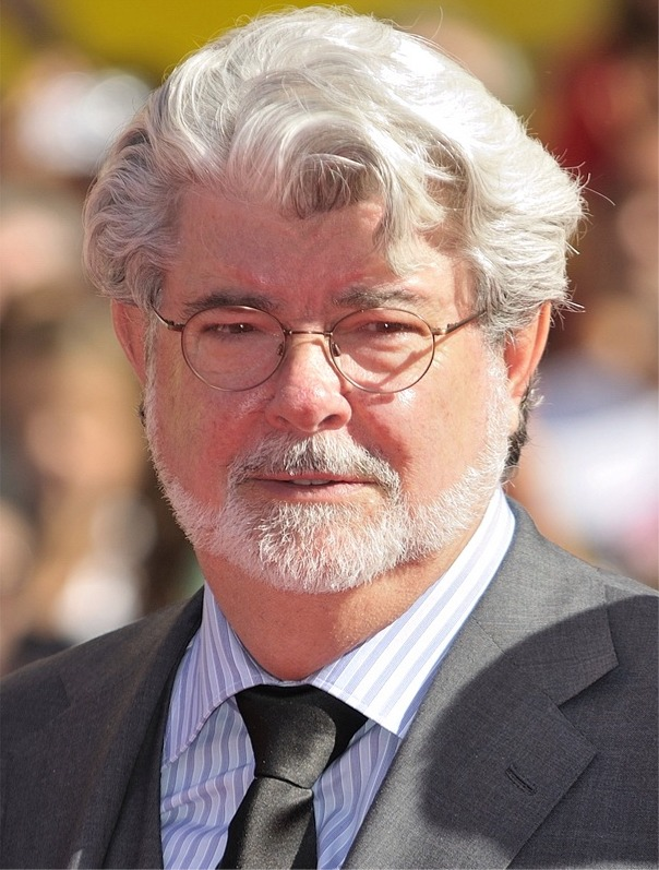Richest Directors in the World - George-Lucas-Photoshoot