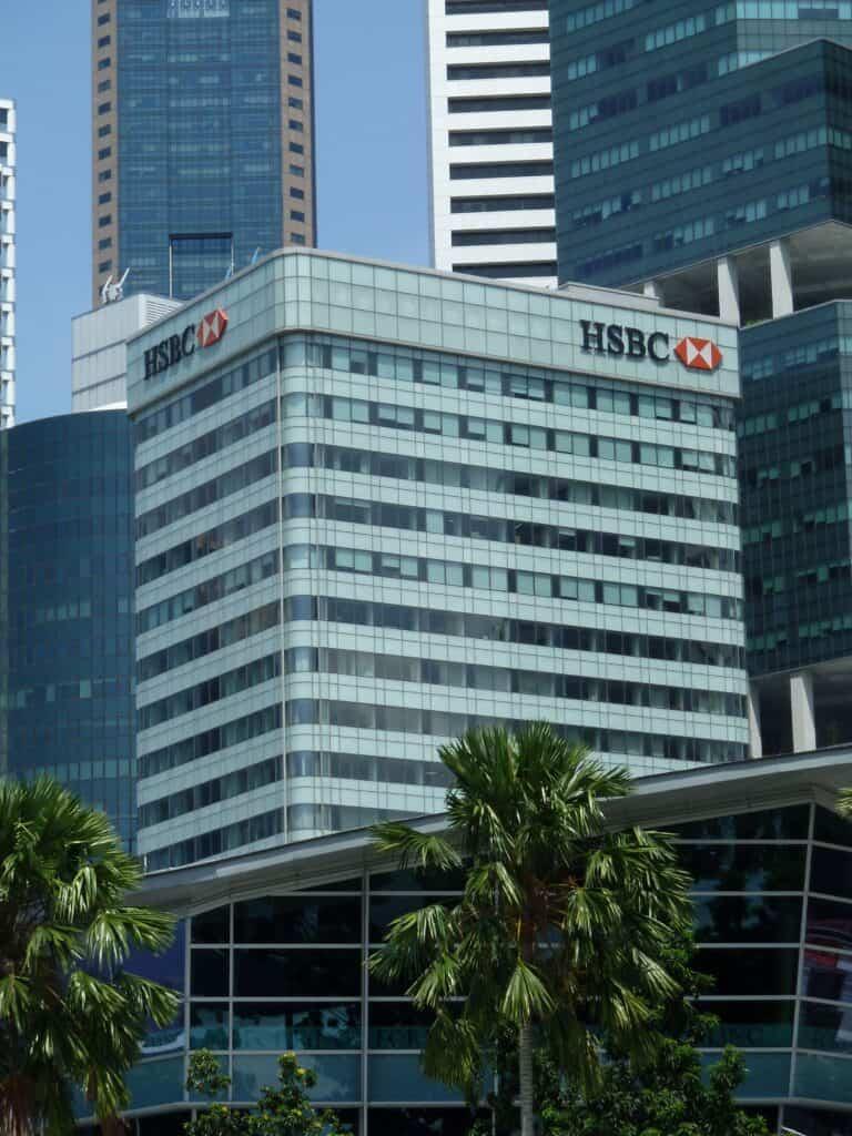 HSBC-Bank-Singapore