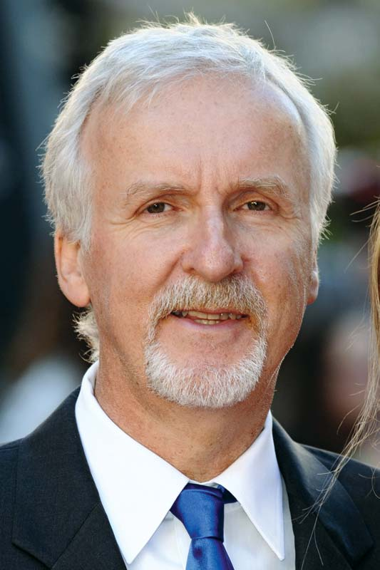 Richest Directors in the World -James-Cameron-Photoshoot