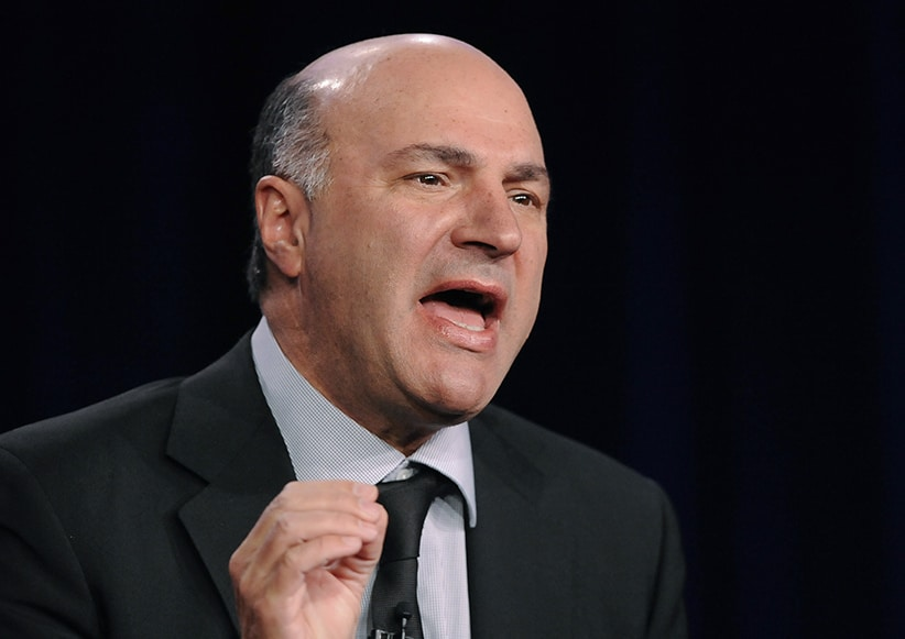 Kevin O'Leary Net Worth-Kevin O'Leary