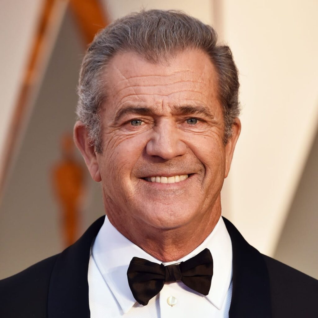 Richest Directors in the World -Mel-Gibson-Photoshoot