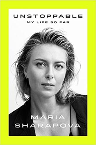 Memoir on Maria Sharapova
