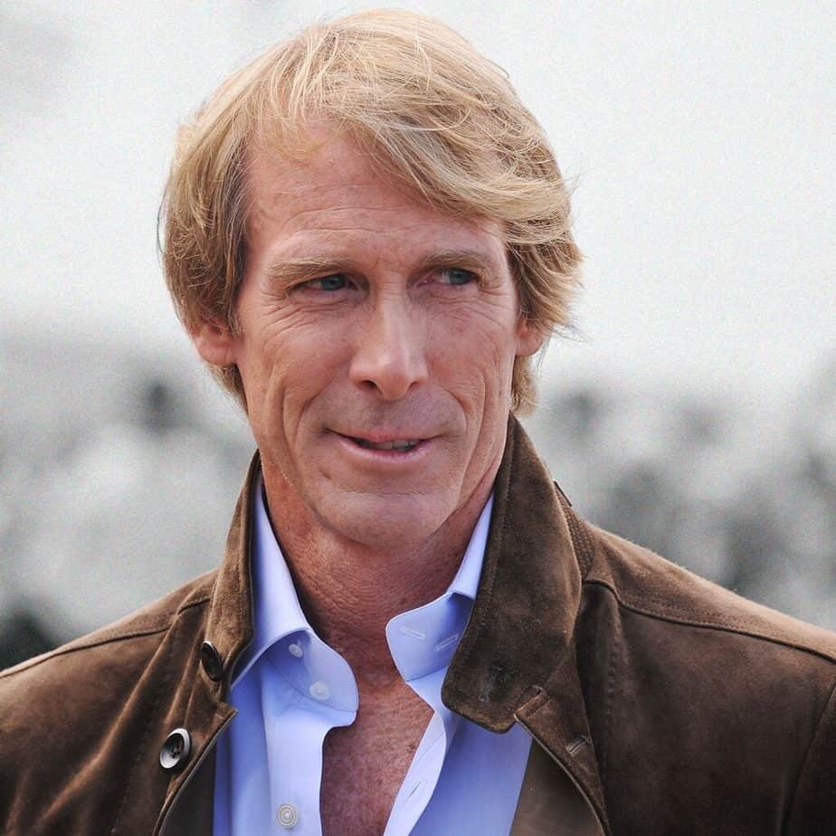 Richest Directors in the World -Michael-Bay-Photoshoot