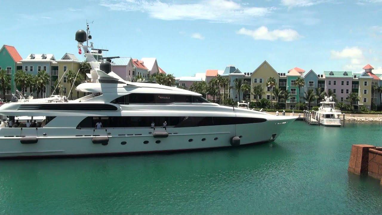 Michael Jordan's $80M million Yacht