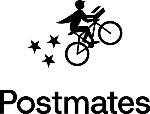 Best Food Delivery Apps- Postmates-Logo