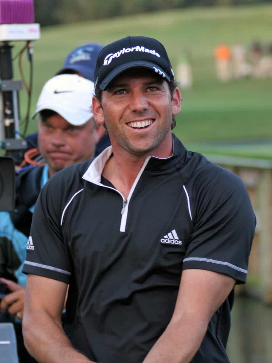 Sergio-García-richest-golfer-in-the-world