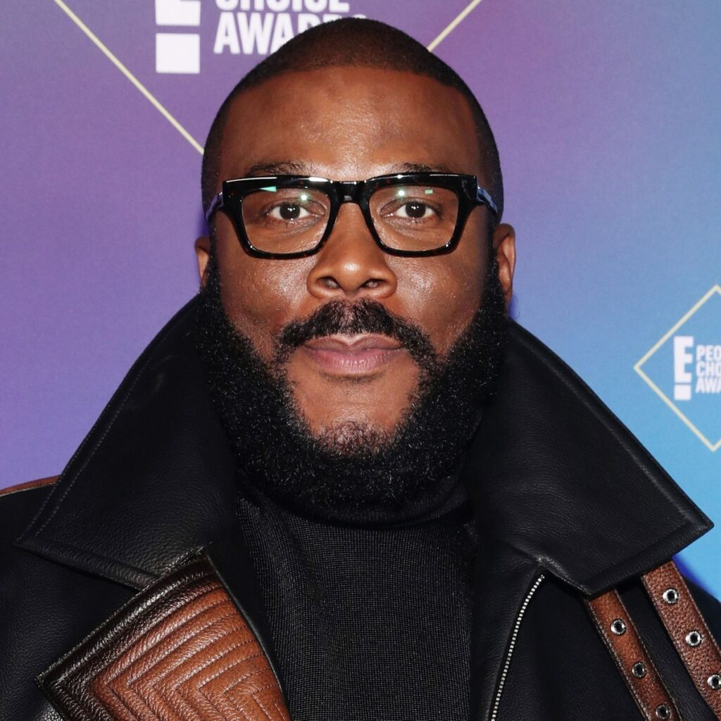 Richest Directors in the World -Tyler-Perry-Photoshoot