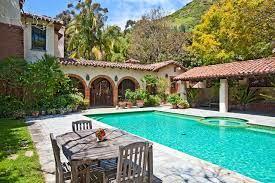 Mel Gibsons's beautiful Lavander Hill Farm.