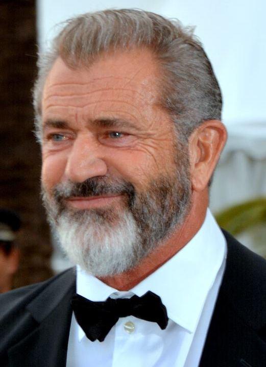 Mel Gibsons profile image.
