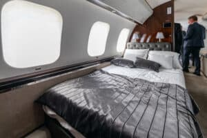 Bombardier Global 7500, Paris Air Show 2019
