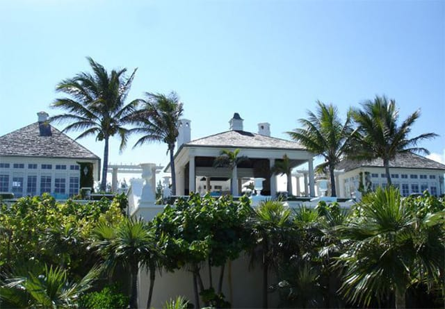 Mariah Carey's Bahamas House