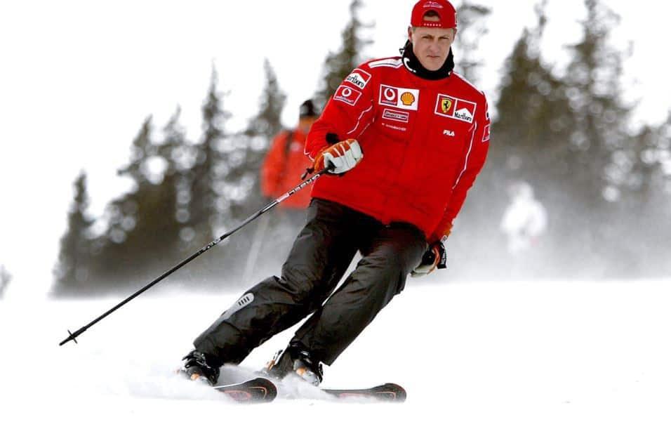 Schumacher Skiing Accident