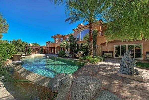 Mike Tyson's Vegas House
