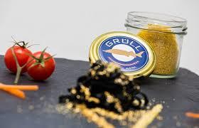 Strottarga bianco caviar